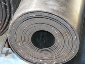 Rubber-for-dividersfloat-lining