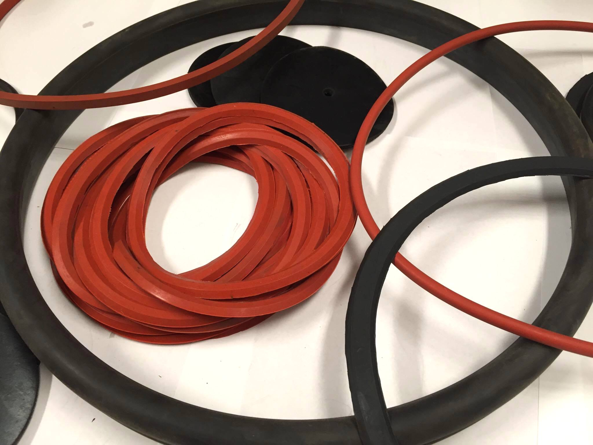 Cdj Rubber Products Rubber Gasket Seals O Rings And